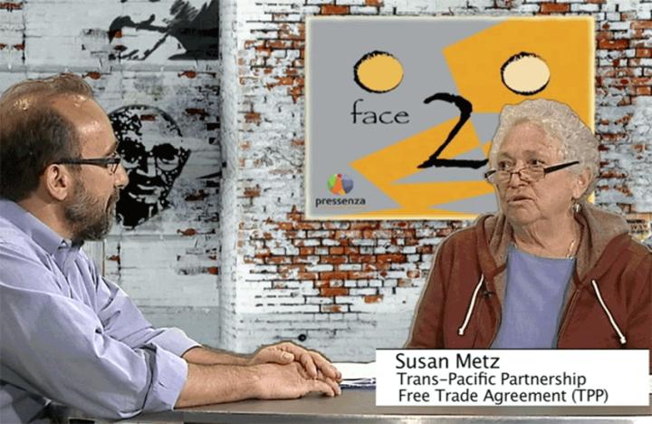 Susan Metz on Face 2 Face
