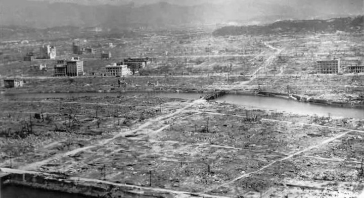 Siamo tutti cittadini di Hiroshima!