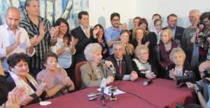 Abuelas de Plaza de Mayo anunció la restitución de la identidad de la nieta #117