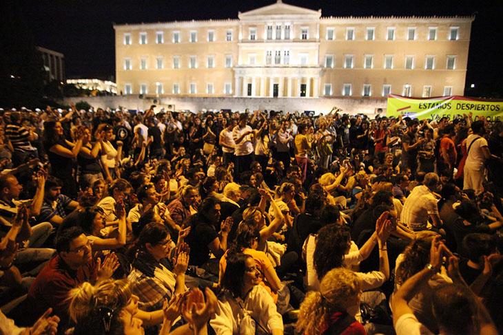 Grecia, votare non ci stanca!