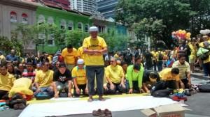 """Bersih 4.0 – """"Come malesi vogliamo elezioni pulite ed eque e democrazia reale"""""""
