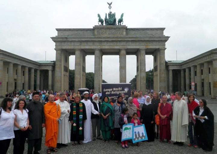 Lange Nacht der Religionen in Berlin: Für Frieden und Toleranz