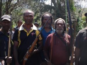 Disputas tribales causan estragos en Papúa Nueva Guinea