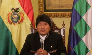 Evo Morales ratifica apoio a processos revolucionários da América