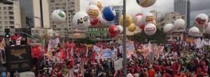 São Paulo: o ato em 7 atos
