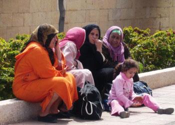 Rachida, una donna marocchina in Italia