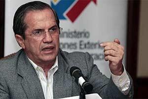 Le chancelier équatorien appuie les dialogues pour fortifier l'Alliance PAIS