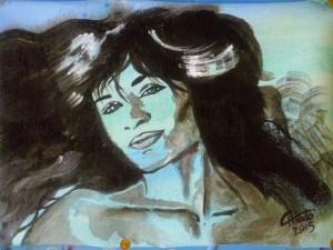 Antonietta Chiodo: feministische und mutige Kunst