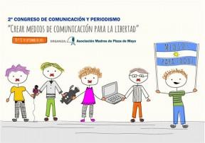 Se viene el II Congreso de Comunicación y Periodismo de Madres de Plaza de Mayo