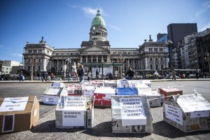 Ni una familia más en la calle: la lucha por la vivienda digna en Buenos Aires