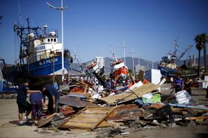 Le Chili est sous le choc après deux séismes en deux jours