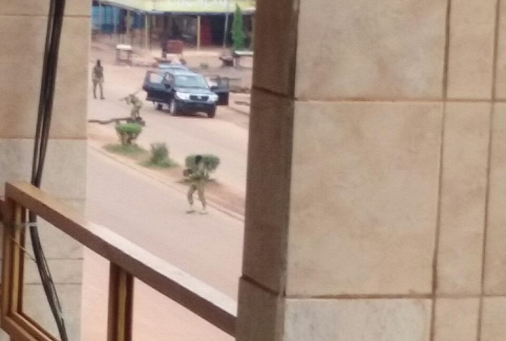 Ouagadougou, Burkina Faso: Bilder des Widerstands