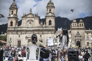Pace in Colombia: non tutto il cammino in discesa