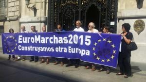 EuroMarchas2015 denuncia los paraísos fiscales