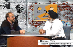 Harpreet Toor on Face 2 Face