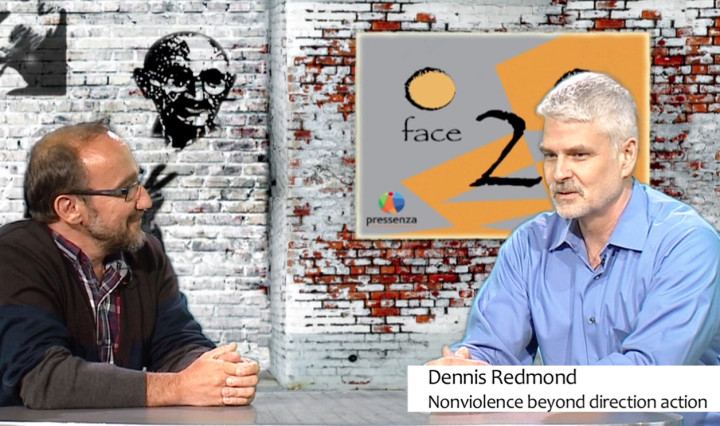 Dennis Redmond  on Face 2 Face