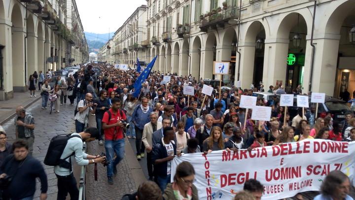 Marcia degli Scalzi Torino 4