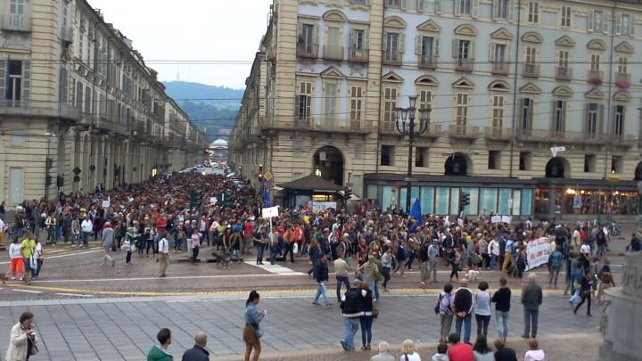 Marcia degli Scalzi Torino 6