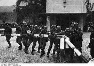 1. September ist Weltfriedenstag – Überfall auf Sender Gleiwitz