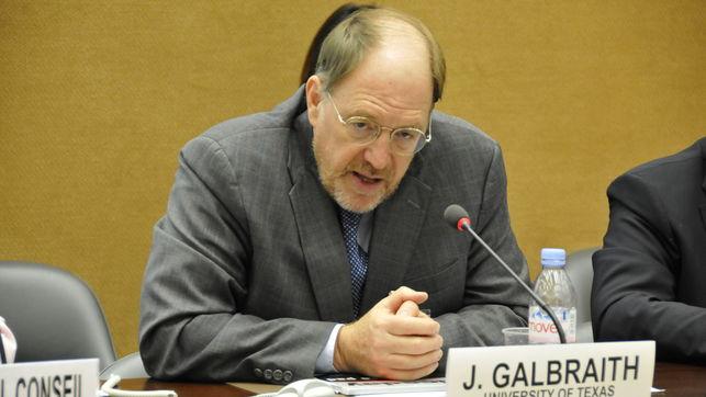 Τζέιμς Κ. Γκαλμπρέιθ: «Η Ελλάδα δε διασώζεται, λεηλατείται»