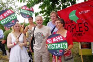 Nuevo líder del Partido Laborista del Reino Unido, Jeremy Corbyn: «Somos un solo mundo»