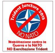 Appello: opponiamoci all'esercitazione Trident Juncture 2015