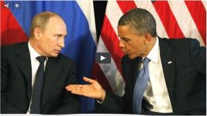 Obama & Putin Spar at U.N.: Will regime change in Syria further destabilize war-torn nation?
