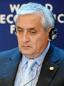 'Victory for the People' as Guatemalan President Resigns in Disgrace