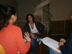 Entrevista Tania gonzales P. diputada European