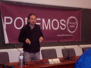 Un vent de changement, de liberté, de paix et le dénommé «Podemos»