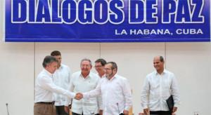 Guerra e pace in Colombia, un grande balzo in avanti verso la pace