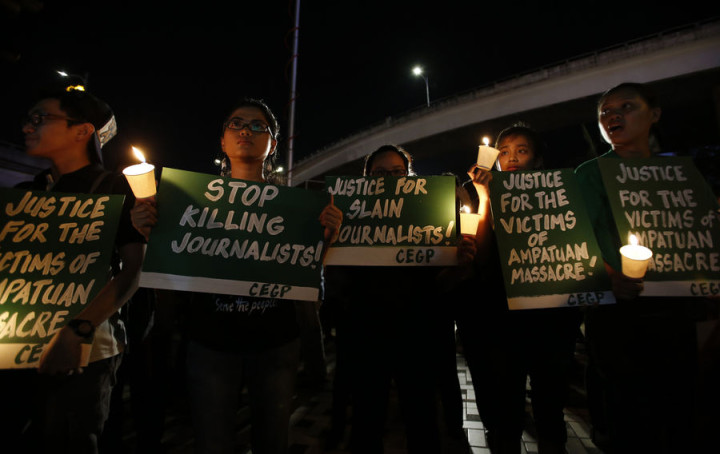 Philippines: three journalists murdered in two weeks
