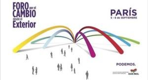 Forum pour un vrai changement démocratique en Espagne et à l'étranger