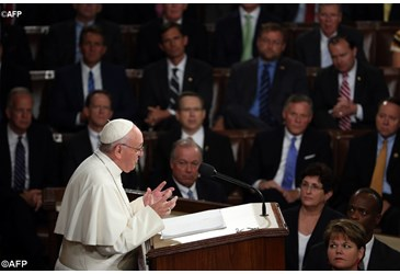 Challenge the media trivialization of the Pope's radical message