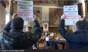 Prato: raccolta firme per Referendum abrogativo Legge Regionale Sanità 28/2015