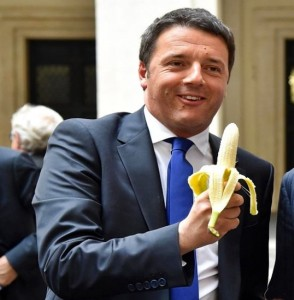 Le caramelle di Renzi