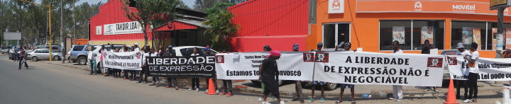 Liberdade expressão Moçambique