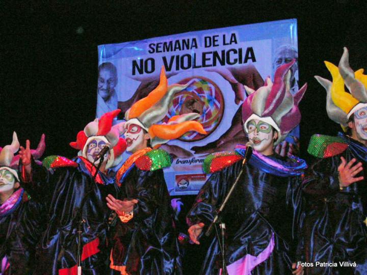 Semana de la no violencia 2014
