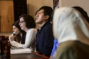 Piden justicia por los incendios en dos talleres textiles en Buenos Aires