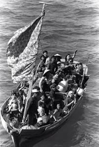 Pensate a tutti i rifugiati siriani e ditemi: che cosa vi rende inglesi?