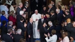 El papa Francisco pide en el Congreso de Estados Unidos «la abolición mundial» de la pena de muerte