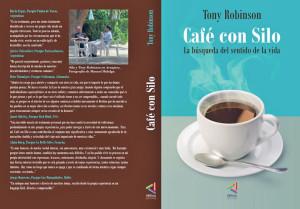 Tony Robinson presentará su primer libro en Buenos Aires