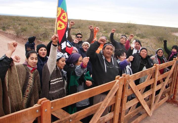 Foto Confederación Mapuche de Neuquén