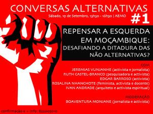 Conversas Alternativas #1