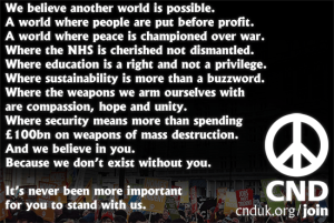 CND welcomes Corbyn's unequivocal commitment to nuclear disarmament