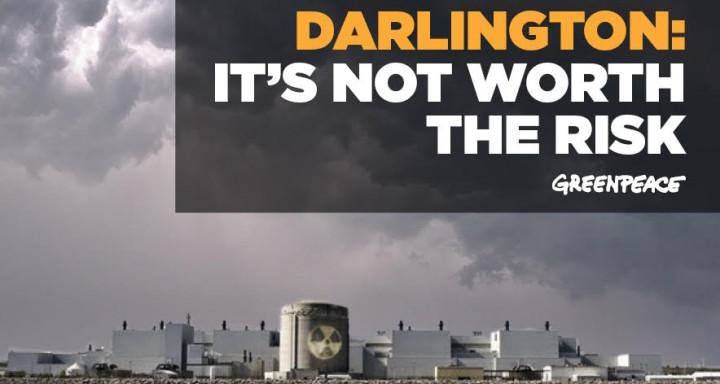 Ontario's geriatric reactors at Darlington require major surgery