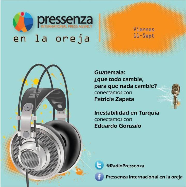 El conflicto kurdo y la actualidad guatemalteca en @RadioPressenza