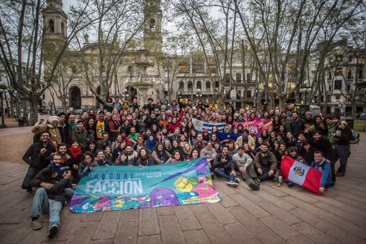 Medioactivistas de 20 países están reunidos en Uruguay