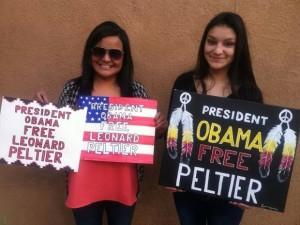 Papa Francesco e Presidente Obama ci date una mano, anche due, per Leonard Peltier?