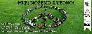"""""""La pace, insieme si può"""" a Banja Luka"""